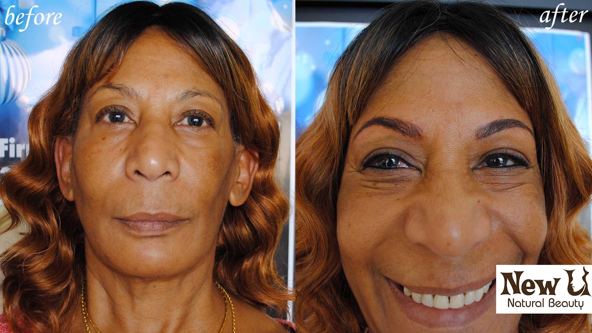 3D Eyebrows Eyeliners Tattoo Las Vegas