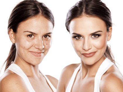 New Skin For The Website Of New U Natural Beauty