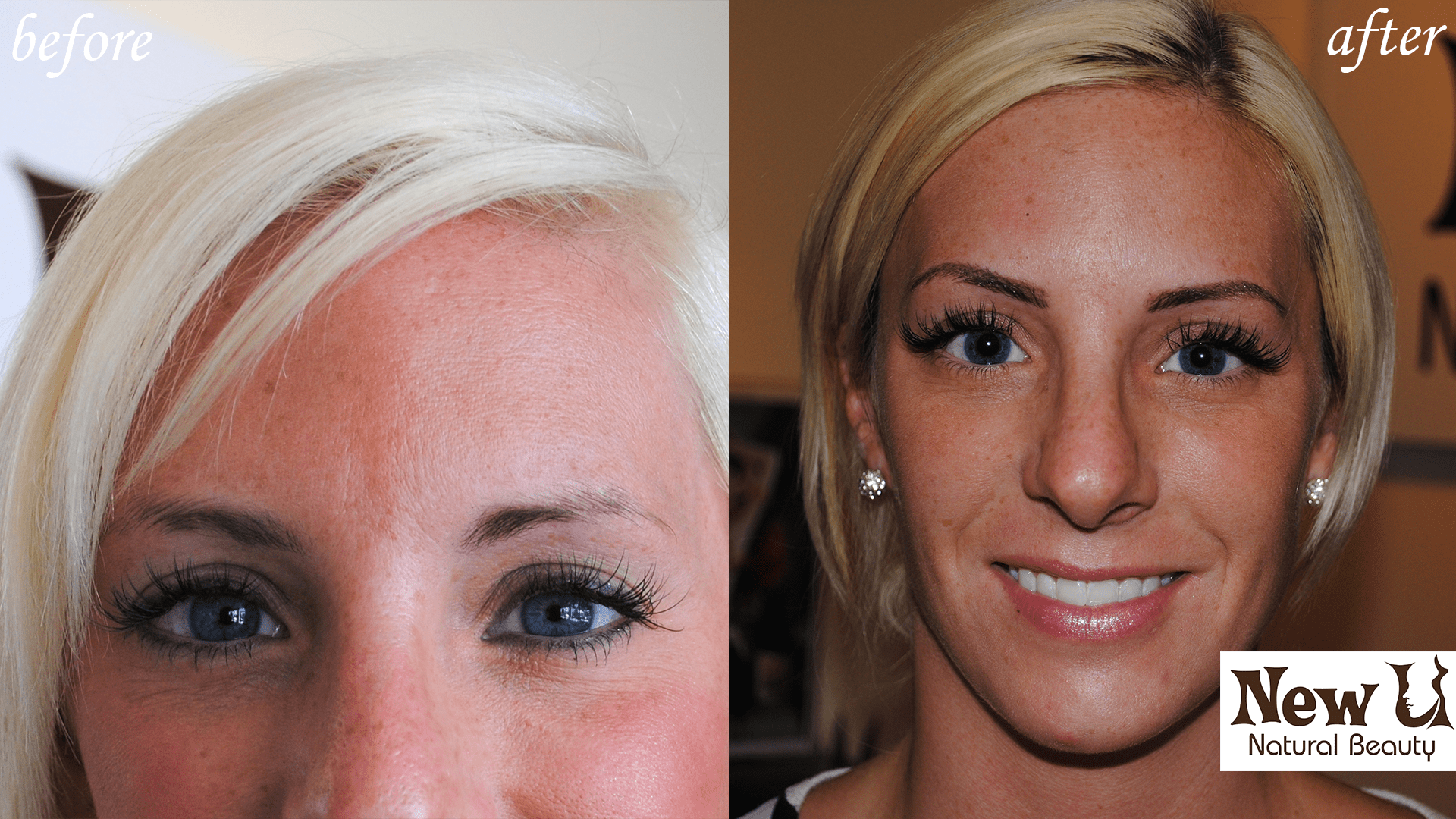 Permanent Makeup 1 Las Vegas Before and After