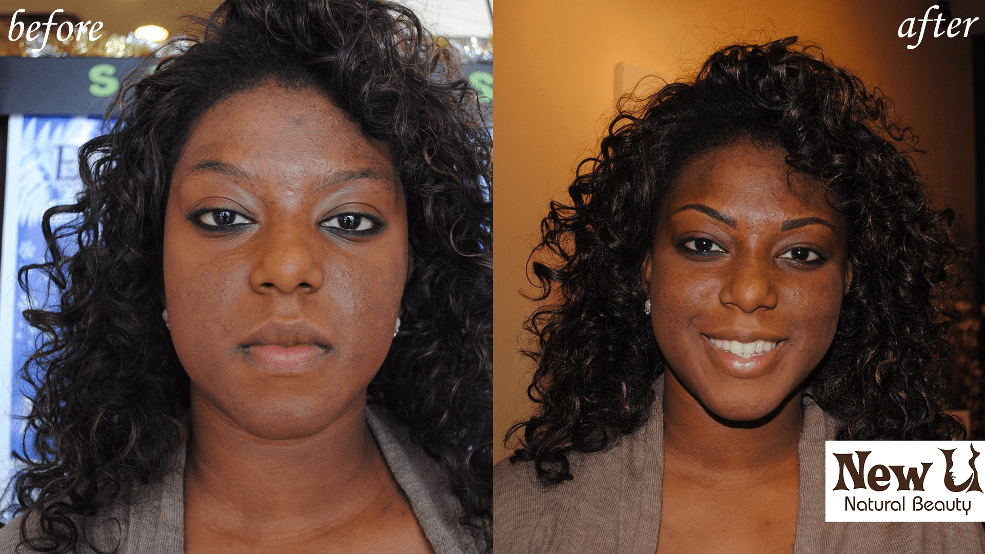 Permanent Makeup 2 Las Vegas Before and After