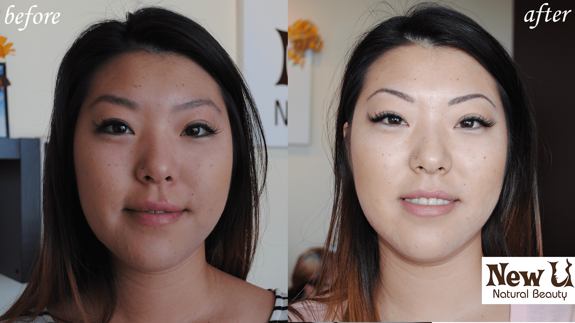 Permanent Makeup 3 Las Vegas Before and After