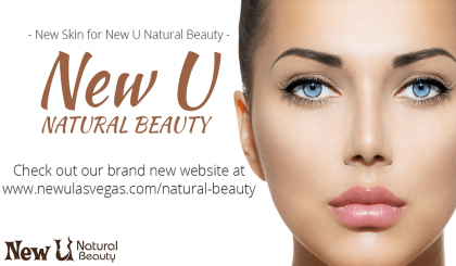 Natural Beauty Services Las Vegas New U